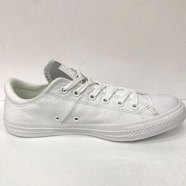 528d9d89458 LIMITED  CONVERSE CT AS OX WHITE LEATHER