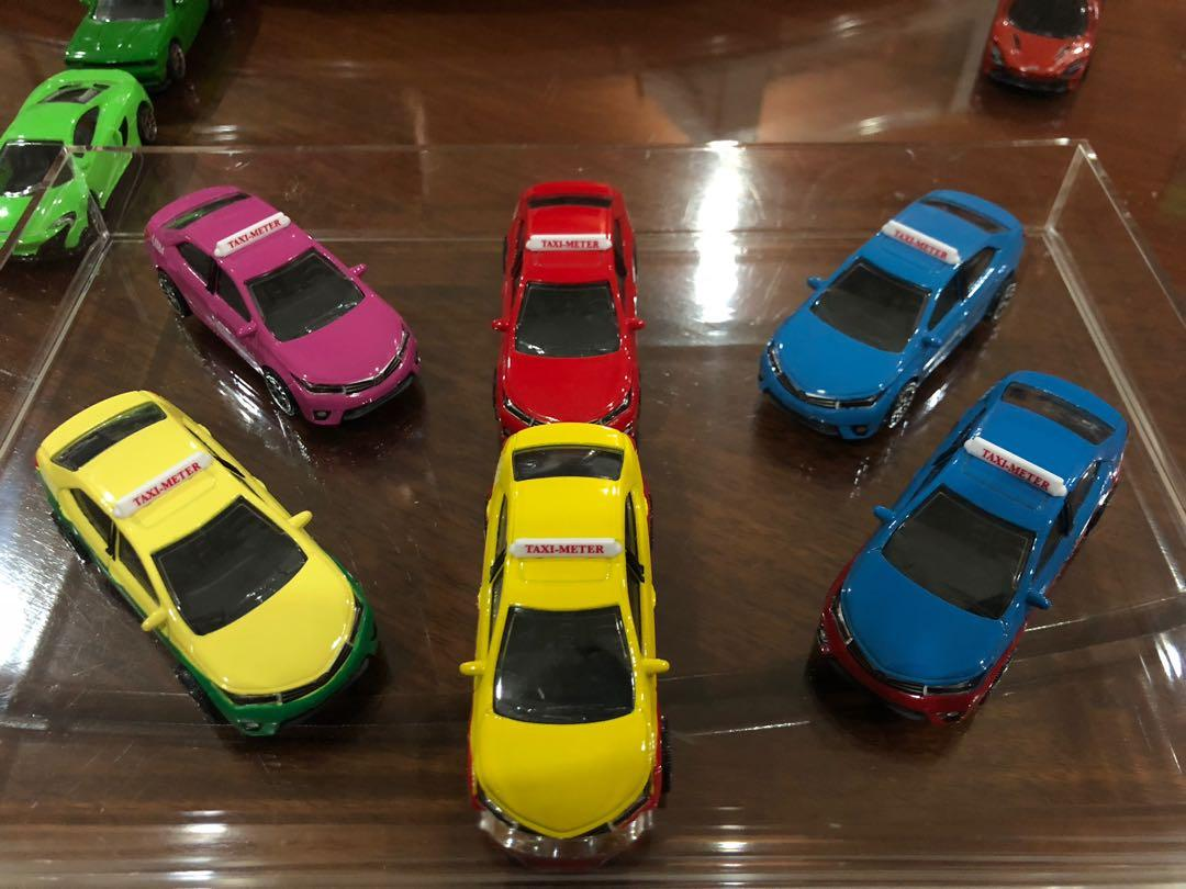 Majorette Thailand Taxi Cars, Toys & Games, Others on Carousell