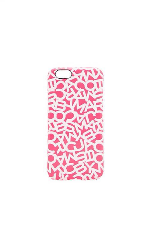 ee32f773b Marc by Marc jacobs iphone6/6s case (hotpink) , Mobile Phones ...