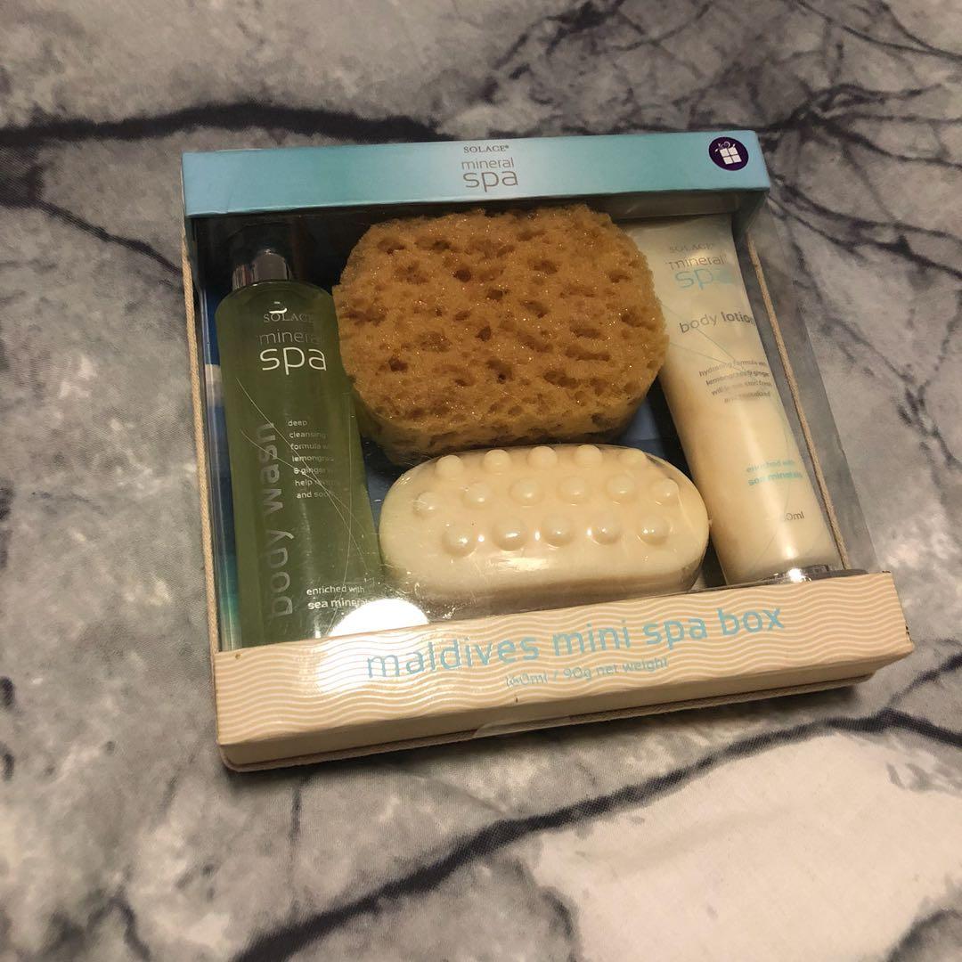 Mini Spa Box