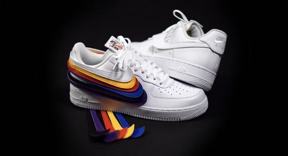 Nike Air Force 1 QS Swoosh pack White 4d68c1626