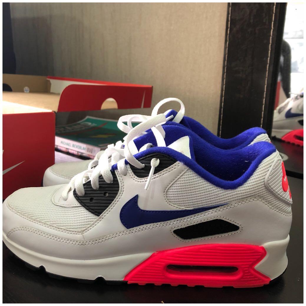 Nike Lows Nike Air Max '90 Essential White Blue Pink
