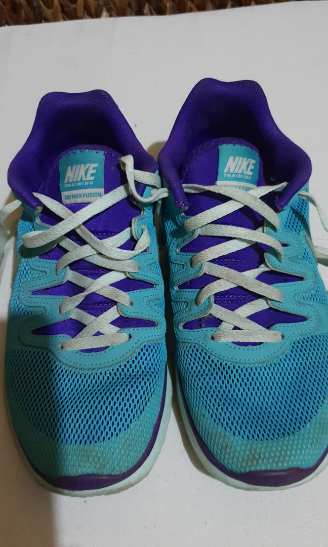 quality design 857bc 8debc Nike Air Max Fusion (original), Women s Fashion, Shoes on Carousell