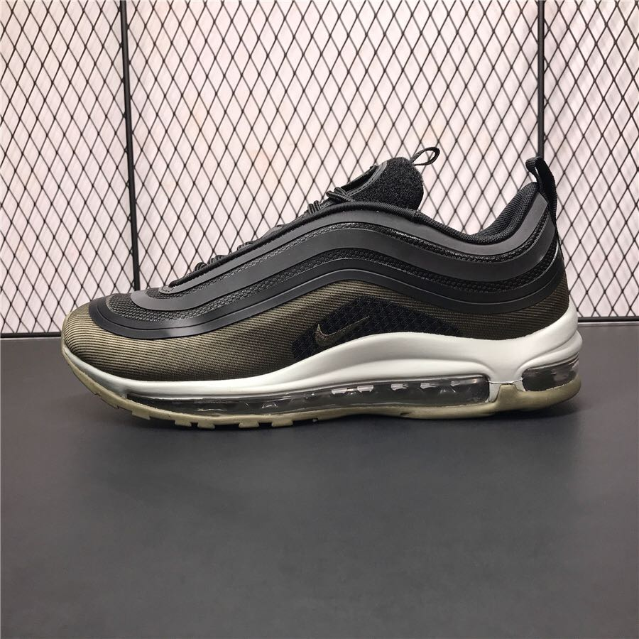 finest selection 5af85 e361a Nike Airmax 97 Ultra Military Olive Green, Men's Fashion, Footwear ...