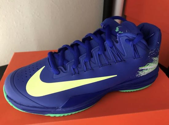 official photos a06a0 2adb3 Nike Men Lunar Ballistec 1.5 LG Tennis Shoe, Sports, Sports   Games ...