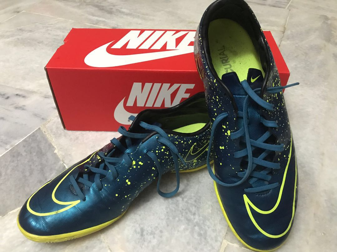 Nike Mercurial Indoor Futsal Shoes 4415dd33fc60b
