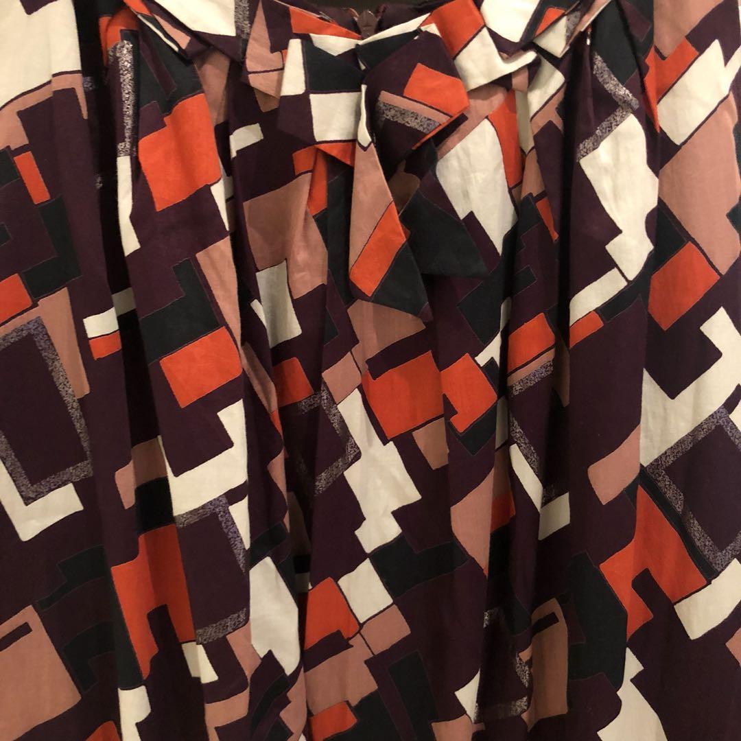 Ojay printed dress size 14