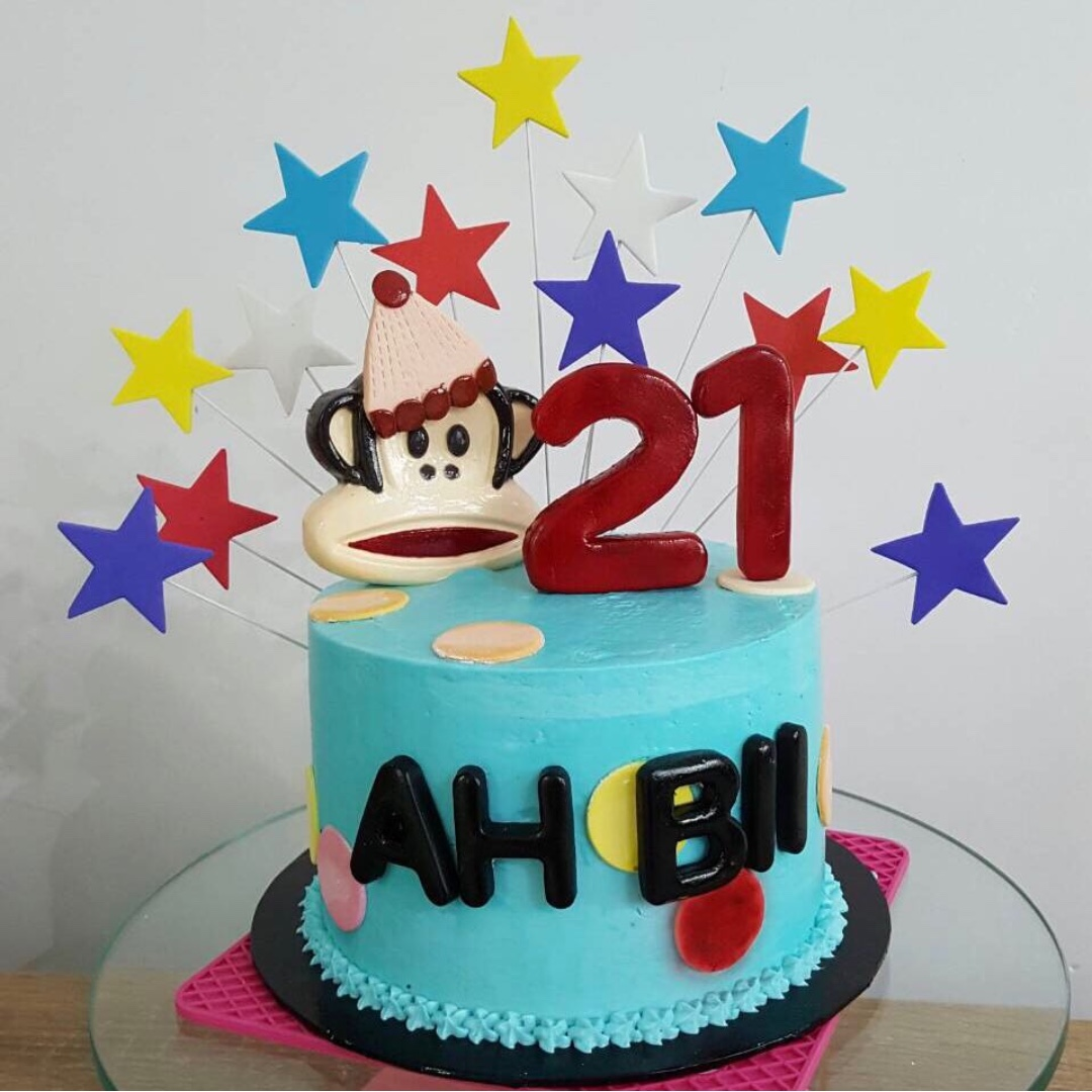 Paul Frank Cake Design Craft Others On Carousell