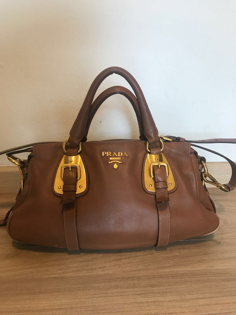 6f6673822e32 Prada Leather Bag (Not for sale yet), Luxury, Bags & Wallets ...