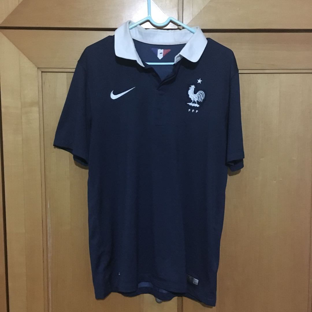 c970fac8e Pre-Owned Nike France Jersey