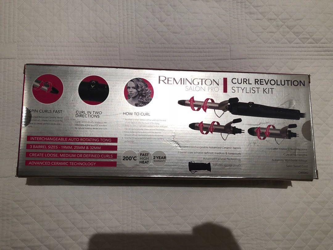 Remmington Hair curler