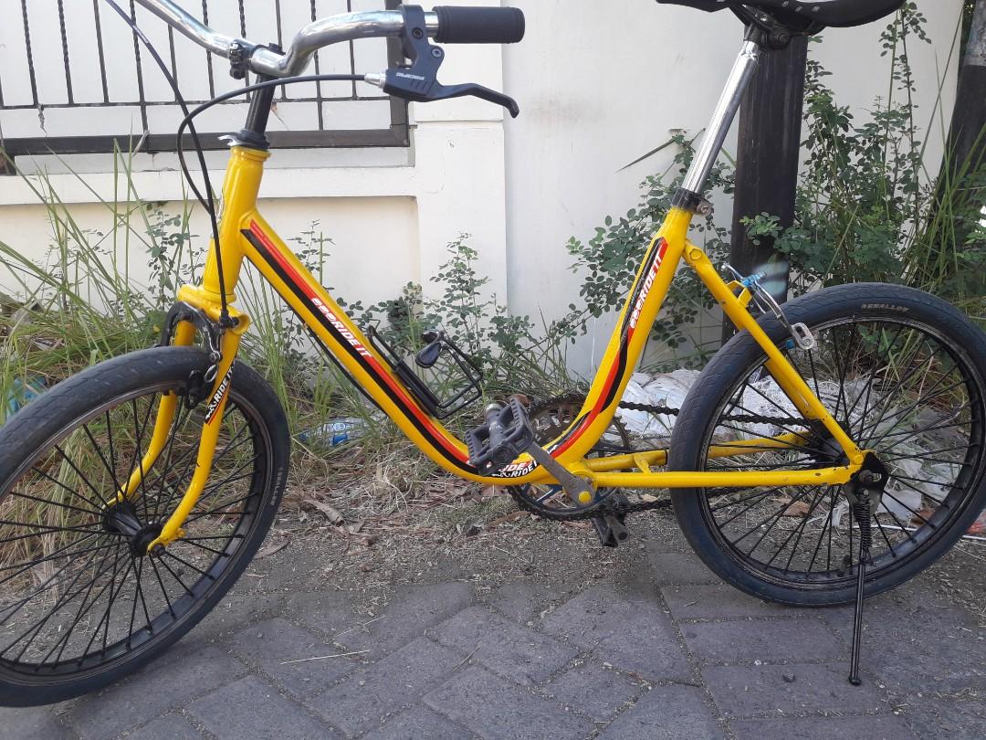 Sepeda Mini Minion, Sports, Bicycles on Carousell