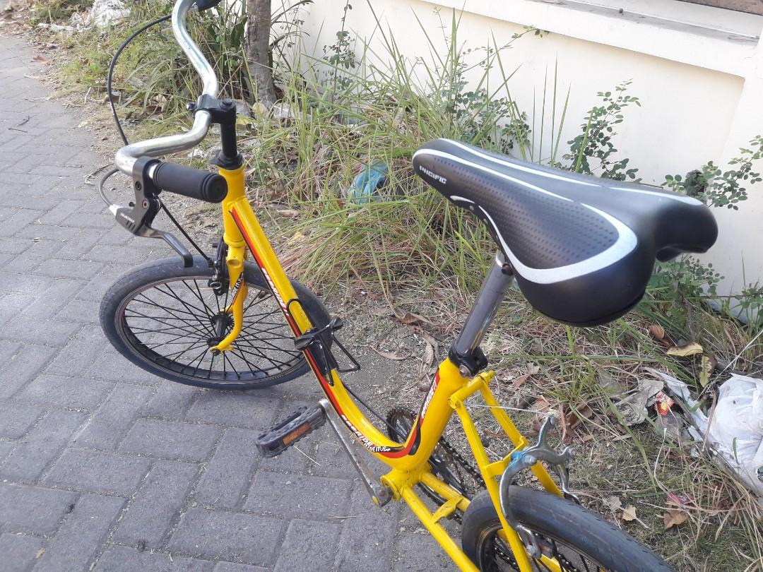 Sepeda Mini Minion, Sports, Bicycles on Carousell