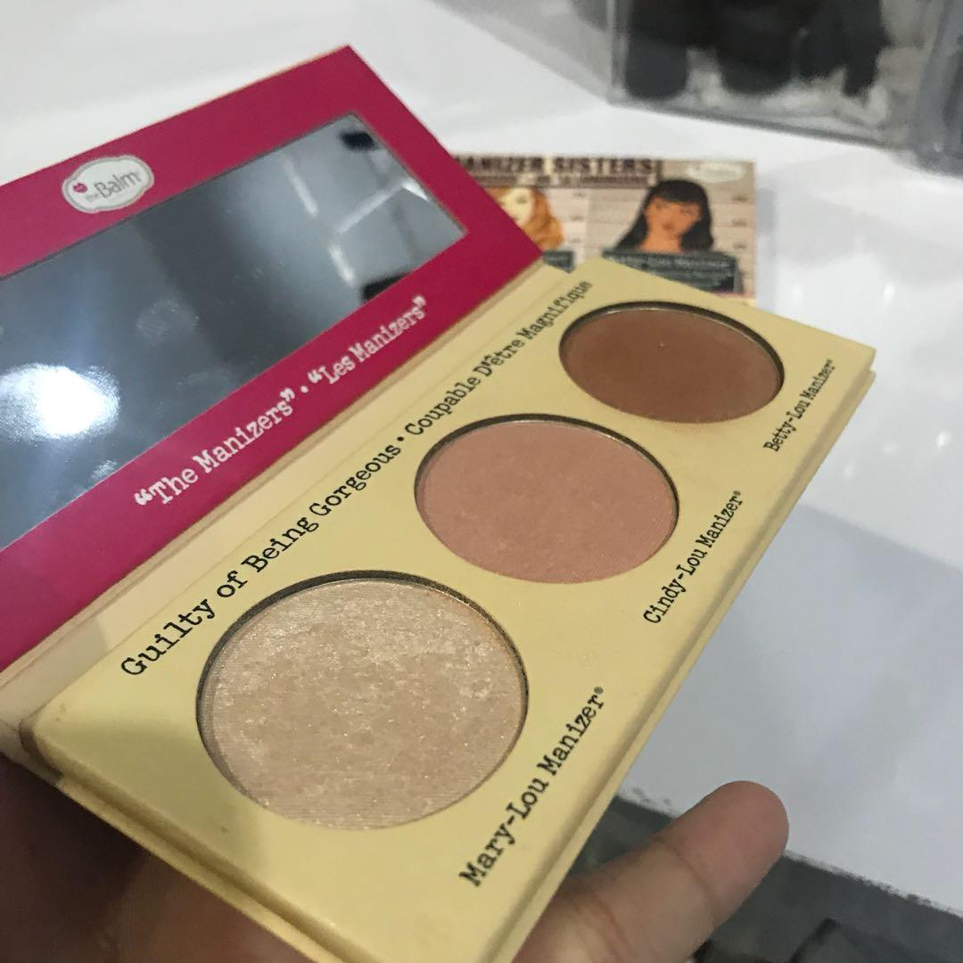 The Balm The Manizer Sisters