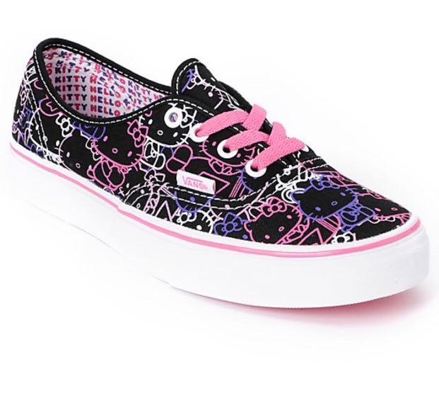 Vans x Hello Kitty Shoe bb23140a7