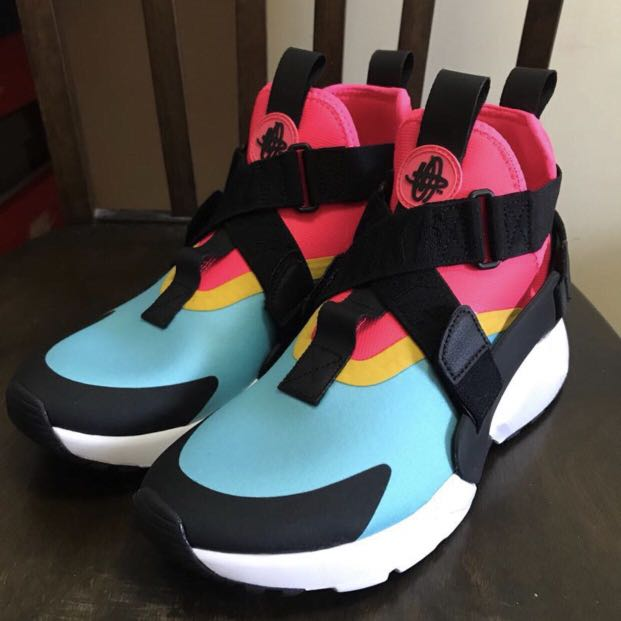 women's nike air huarache city casual shoes