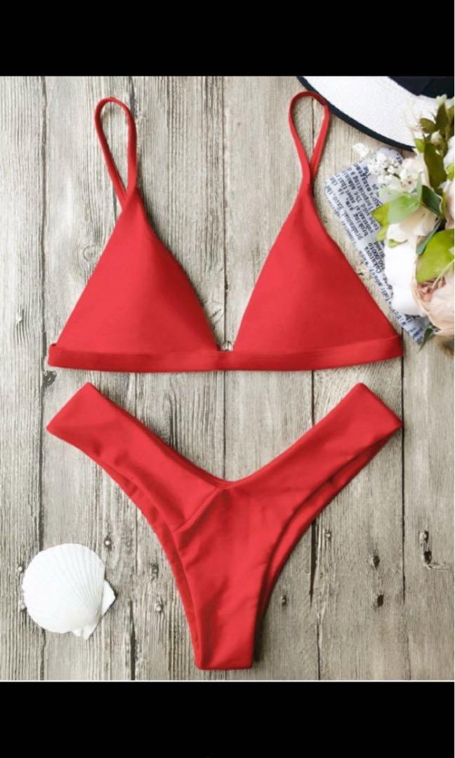 c5a4d7a803bdf Zaful Flattering Bikini