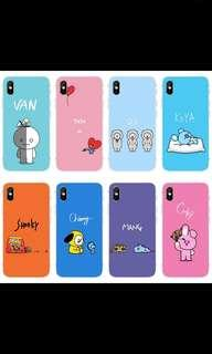 [PO] BTS BT21 CUTE PHONE CASE / COVER