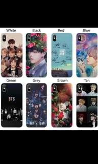 [PO] BTS universal Phone Case / casing