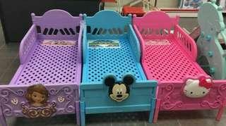 Disney Bed (FREE POSTAGE)