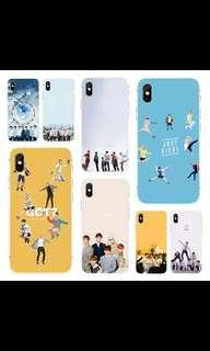 [PO] GOT-7 TPU PHONE CASE