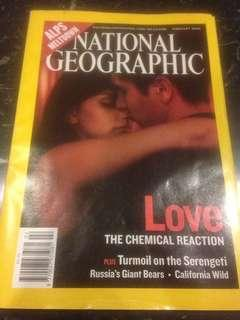 National Geographic : Love - The Chemical Reaction