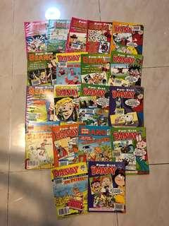 CLEARANCE Beano & Dandy Fun-sized Comics LOT OF 19