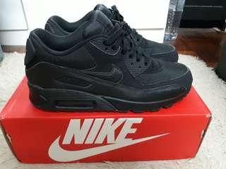 Nike Airmax 90 Essential All Black 2018