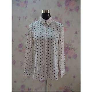 MNG Top Blouse