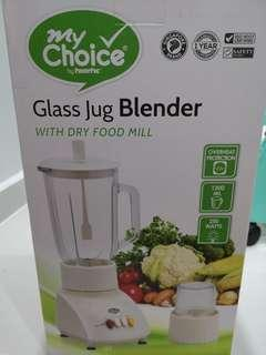 Glass Jug Blender