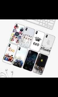 [PO] EXO TPU FASHION PHONE CASE / CASING