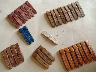 tali jam tangan kulit