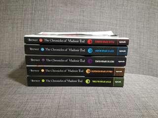 The Chronicles of Vladimir Tod (set)