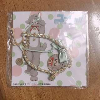 Yuri on Ice/YoI Victor motif bracelet