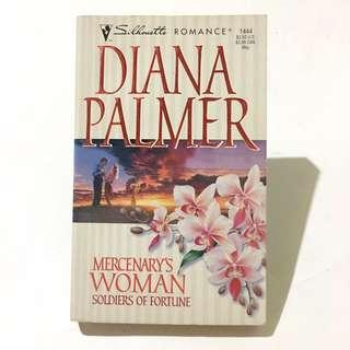 DIANA PALMER - Mercenary's Woman (Soldier of Fortune)