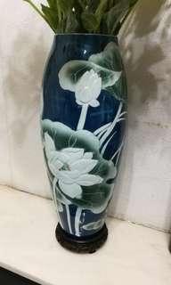 Chinese Vase 瓷器花瓶- 花樽