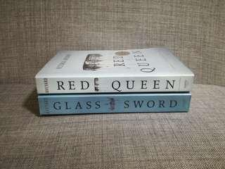Red Queen and Glass Sword