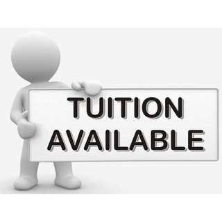 1 to 1 Home Tuition for Primary 1 to 6 (Math, Science & Malay) & Secondary 1 to 4 (E-Math, Biology, Chemistry and Malay)