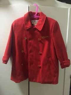99% new Zenith 英藝 校褸 冬季 校服 school uniform