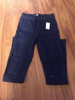 BNWT High Waisted Skinny Jeans
