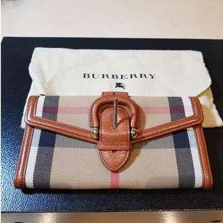 Burberry Wallet Original For Woman Cheap Dompet Kulit Wanita Murah