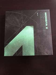 Monsta X The Connect Album
