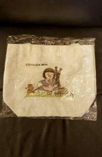 全新 Chocolate Rain 麻布小袋