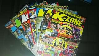 K-Zone Back Issues