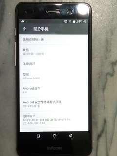 🚚 InFocus M808 Android smartphone