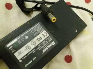 HUNTKEY 65watt AC Adapter 19volts slip charger di umiinit kahit ibabad mo ng 10years