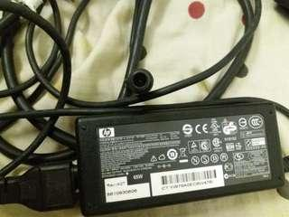 HP Loptop Adapter/Charger 18.5volts