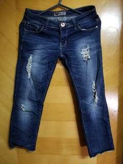 Blue Jeans short women size 29