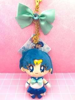 🚚 美少女戰士 吊飾 鑰匙圈 包包掛飾 娃娃 小公仔 日本進口 日貨 金證