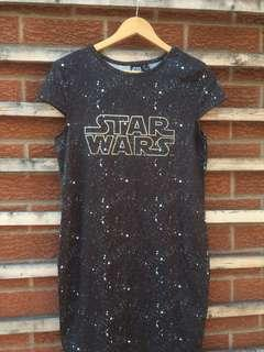 Star Wars tunic t shirt nwot